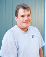Dave Jones, shed builders knightdale