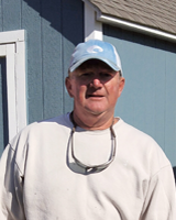Jay Benson, shed builders raleigh