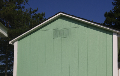 eaves storage sheds raleigh