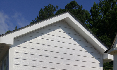 boxed eaves, storage sheds raleigh