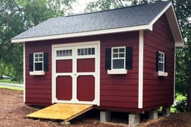 Storage Sheds & Workshops
